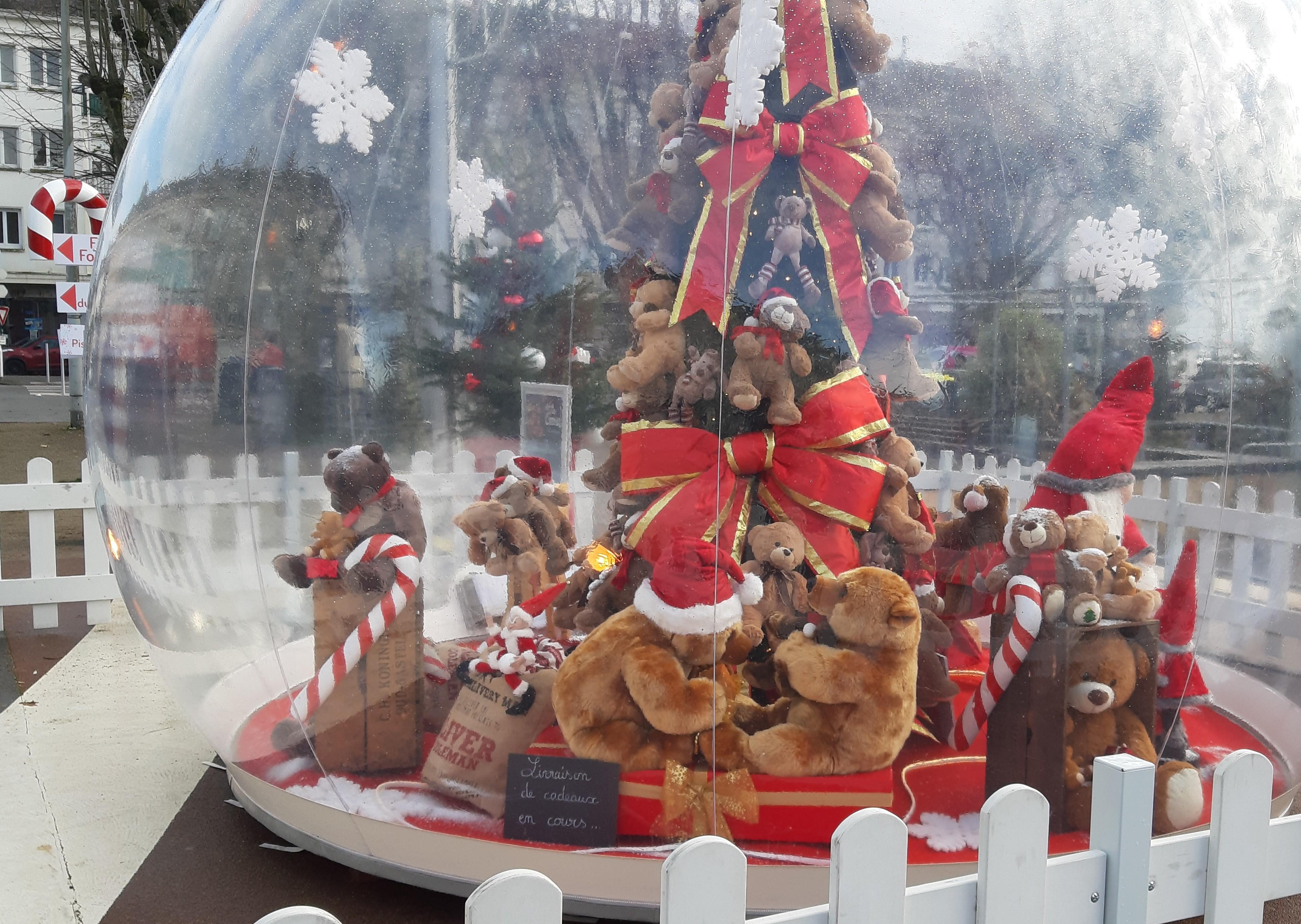 idees cadeaux saint-nazaire - deco noel