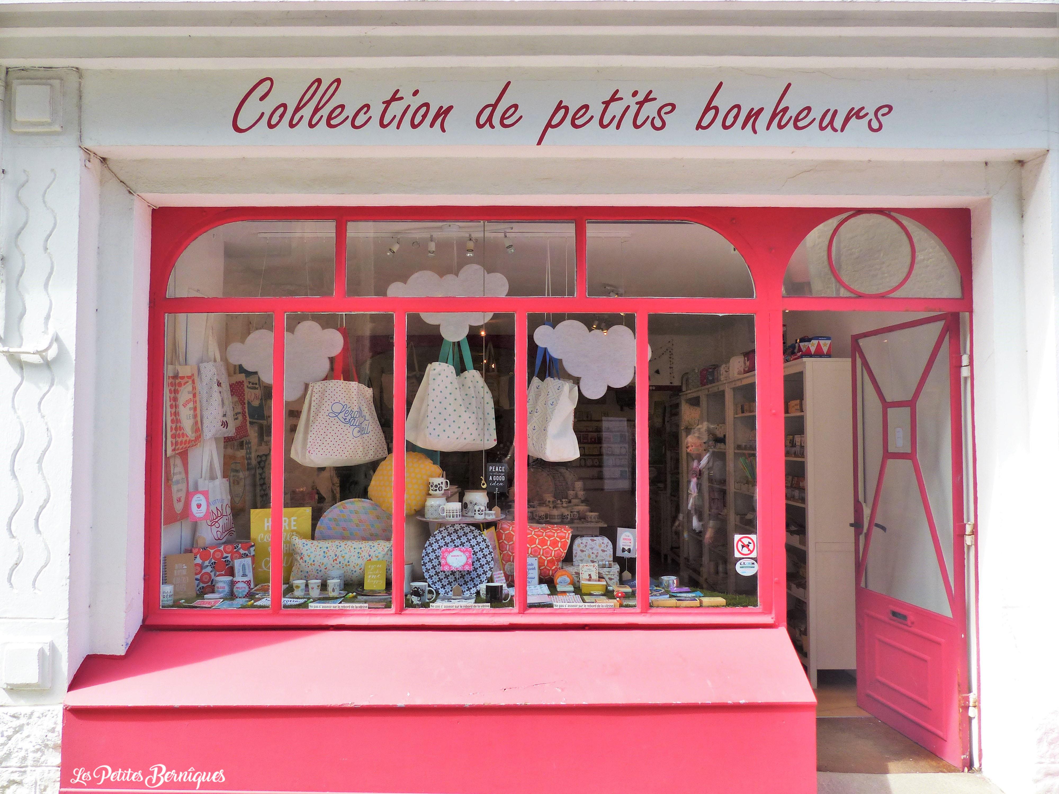 La Valise de Fany - Collection de petits bonheurs - Boutique Guerande