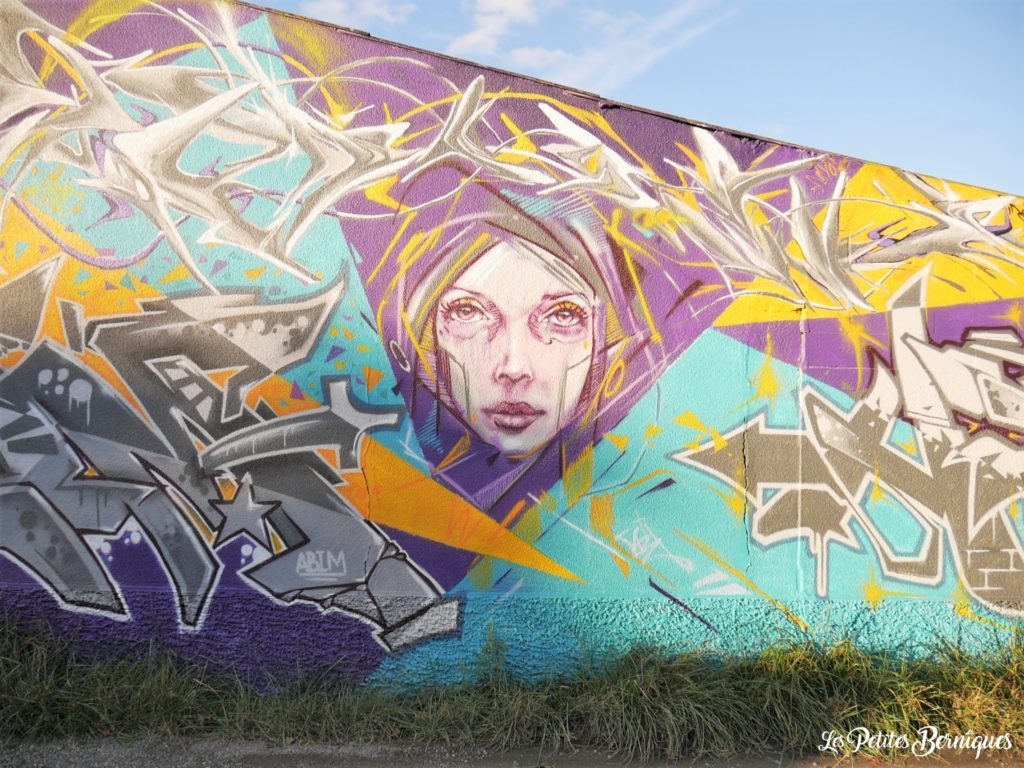 Street art MQMP