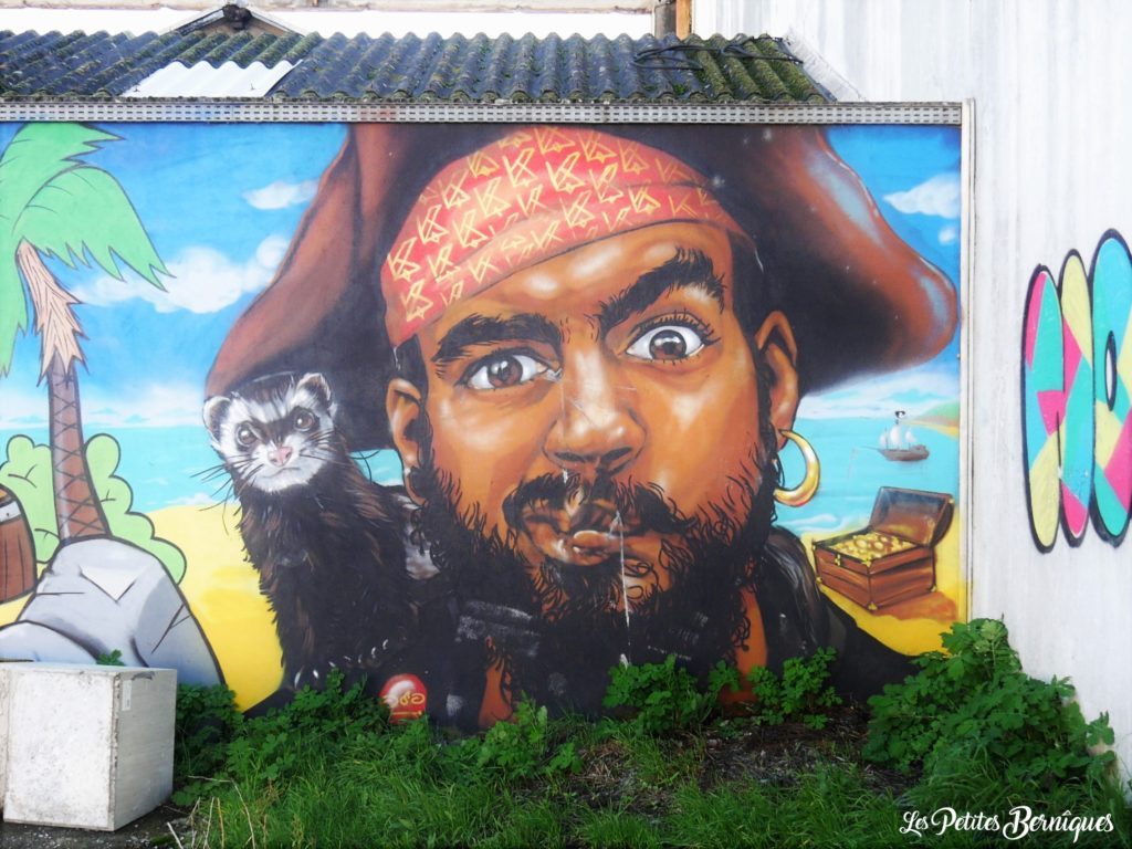 Street art Saint-Nazaire