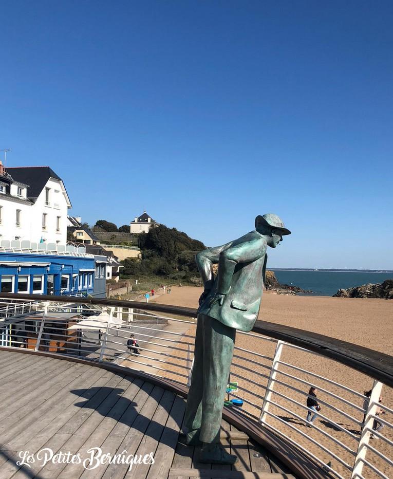 Mr hulot - st-marc-sur-mer - saint-nazaire
