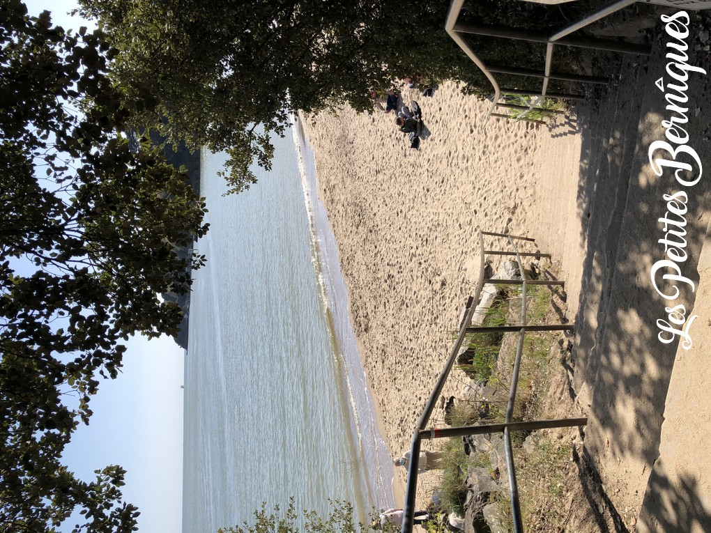 Saint-Nazaire - plage de Trébézy