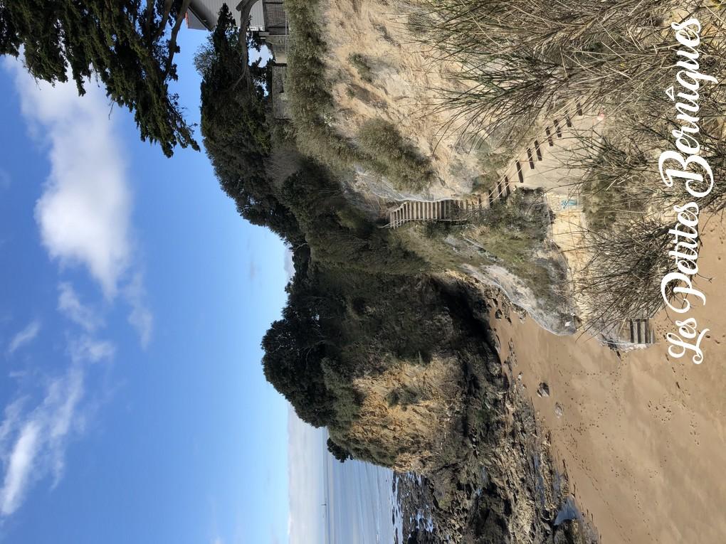 St-Nazaire - plage St eugène